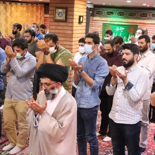 گزارش تصویری از درس اخلاق حجت الاسلام استاد سیّدعباس موسوی مطلق - ۲۴ خرداد ۱۴۰۰
