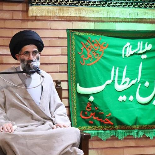 گزارش تصویری از درس اخلاق حجت الاسلام استاد سیّدعباس موسوی مطلق - ۳۱ خرداد ۱۴۰۰
