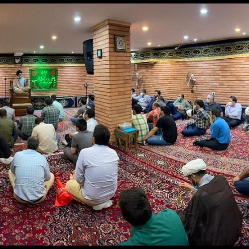 گزارش تصویری از درس اخلاق حجت الاسلام استاد سیّدعباس موسوی مطلق - ۷ تیر ۱۴۰۰