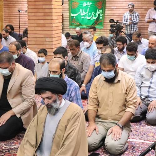 گزارش تصویری از درس اخلاق حجت الاسلام استاد سیّدعباس موسوی مطلق - ۱۴ تیر ۱۴۰۰