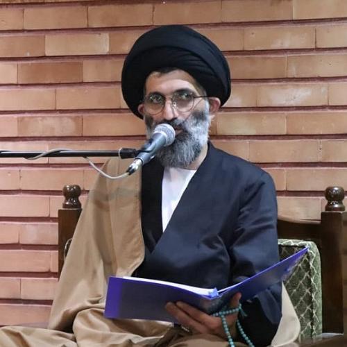گزارش تصویری از درس اخلاق حجت الاسلام استاد سیّدعباس موسوی مطلق _ ۲۸ تیر ۱۴۰۰
