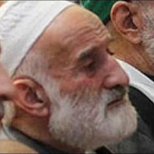 ملاقات استاد موسوی مطلق با سالک الی الله جناب حاج اسماعیل مهدوی نیا تخته سنگی