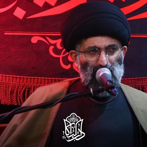 گزارش تصویری از سخنرانی حجت الاسلام سیّدعباس موسوی مطلق در روز دوم محرم ۱۴۰۰