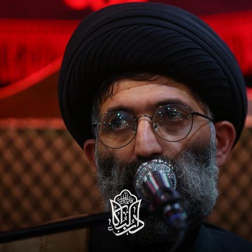 گزارش تصویری از سخنرانی حجت الاسلام سیّدعباس موسوی مطلق در روز ششم محرم ۱۴۰۰