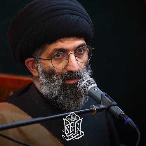 گزارش تصویری از سخنرانی حجت الاسلام سیّدعباس موسوی مطلق در روز هفتم محرم ۱۴۰۰