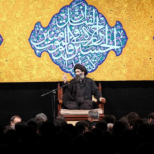 فایل های صوتی سخنرانی حجت الاسلام موسوی مطلق - دهه اول محرم ۱۳۹۴