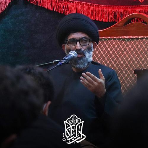 گزارش تصویری از درس اخلاق حجت الاسلام سیّدعباس موسوی مطلق - ۲۲ شهریور ۱۴۰۰