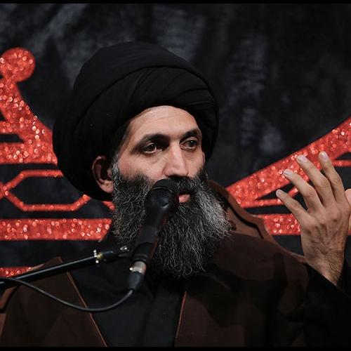 فایل صوتی سخنرانی حجت الاسلام موسوی مطلق در دهه اول ماه صفر ۱۳۹۵ - ریحانه الحسین (س)