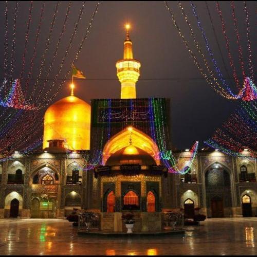 فایل صوتی سخنرانی حجت الاسلام موسوی مطلق در ۱۵ ماه رمضان ۱۳۹۴ - حرم مطهر حضرت علی بن موسی الرضا علیه السلام