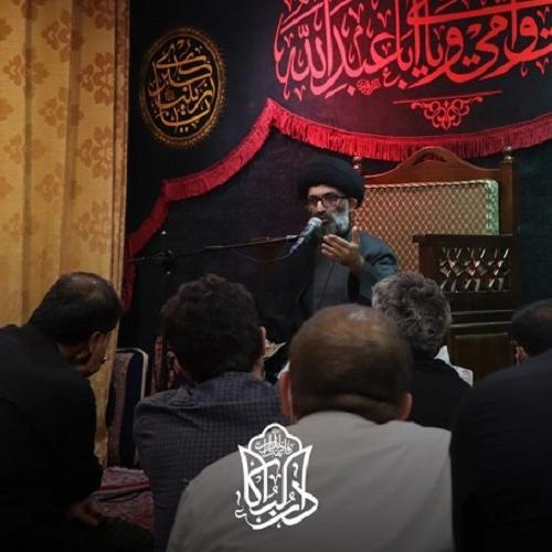 گزارش تصویری از درس اخلاق حجت الاسلام سیّدعباس موسوی مطلق - ۲۹ شهریور ۱۴۰۰