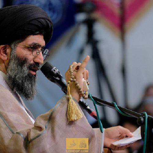 فایل صوتی سخنرانی حجت الاسلام موسوی مطلق در ولادت امیرالمومنین علی (ع) ۱۳۹۷ _ ریحانه الحسین (س)